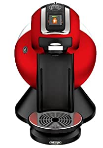 DeLonghi Nescafe Dolce Gusto Creativa Plus Coffeemaker, Red