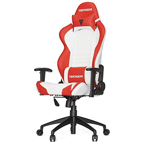Vertagear Racing Series S-Line SL2000 Gaming Chair Red and White