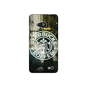 Design for Microsoft Lumia 550 nkt05 (54) Case by Mott2 -Starbucks Coffee (Limited Time Offers,Please Check the Details Below)