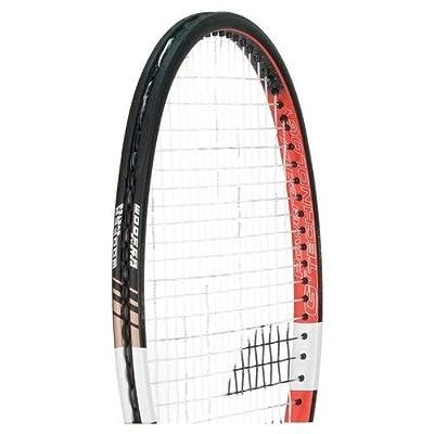 Babolat 101203-144 Pure Control 95 GT Unstrung Tennis Racquet, 4 3/8 (Black/Red)