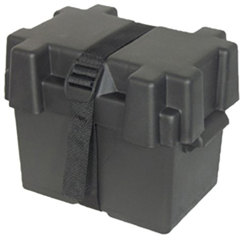 Attwood Standard Battery Box, Vented, 24 series
