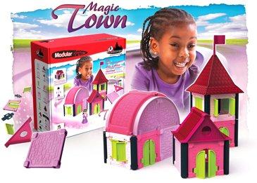 Modular Toys 3D Architect Magic Town