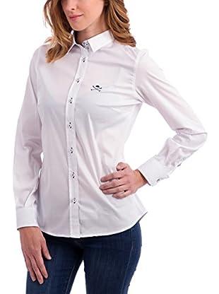 Polo Club Camisa Mujer Acqua Di Garda (Blanco)