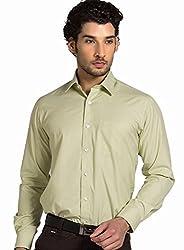Klub Fox Beige Color Formal Shirt for men