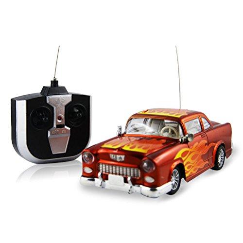 16 x RC Night Car Oldtimer sortiert 1:24 27 cm Spielzeugoldtimer Spielzeug Oldtimer