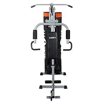 6a3d41d0c56b20 $ Conveniente Klarfit The Mountain panca attrezzi multifunzione palestra  per addominali grigia pesi: Sport e tempo libero - jkikg9tf