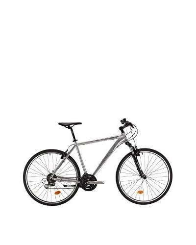 Berg Bicicleta Crosstown F5 Plateado