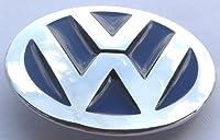 Volkswagen Belt Buckle VW Belt Buckle Dark Blue Navy ()