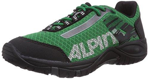 Alpina 680318, Scarpe da trekking medio unisex adulto, Verde (Verde (Verde)), 43