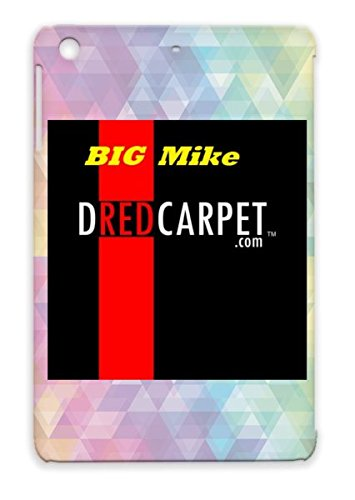 Miscellaneous Music Red For Ipad Mini Dredcarpet Cover Case front-850307