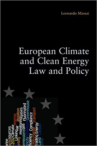 European Climate and Clean Energy Law and Policy