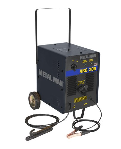 41ODfYMHdDL Metal Man ARC200 AC Stick Welder