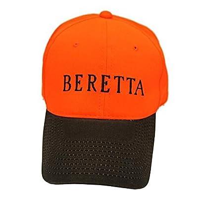 Beretta Men's Upland Blaze Orange Cap