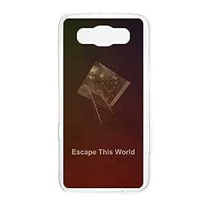 a AND b Designer Printed Mobile Back Cover / Back Case For Samsung Galaxy E7 (SG_E7_2496)