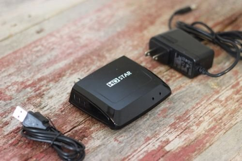 Geniatech HD Star DVB-S2/DVB-S USB Tuner Digital Satellite Receiver TV Box