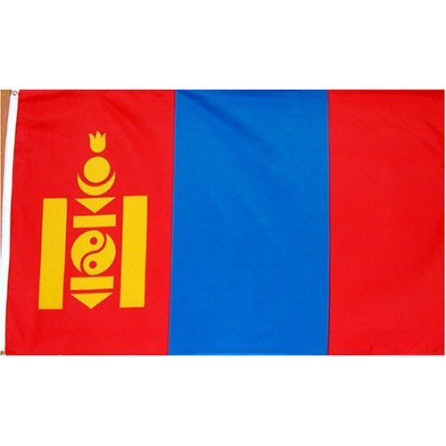 Mongolia national flag