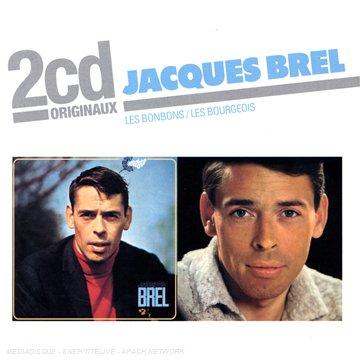 COFFRET 2 CD : LES BONBONS - LES BOURGEOIS