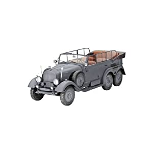 Revell - 03235 - German Staff Car G4 1939 - Model Kit 1:35