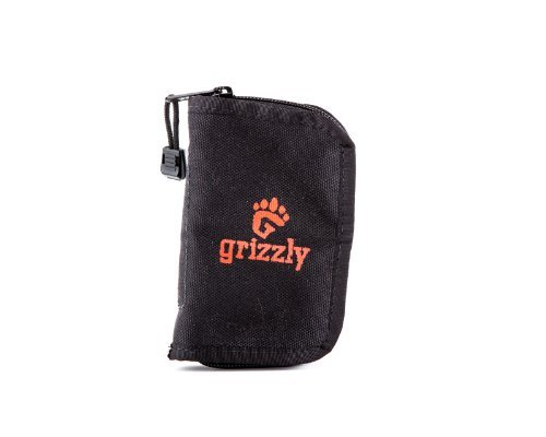Grizzly KATMAI Photography, Video and Camera Utility Pouch for Memory Card, Battery and USB Wallet to Hold SD Memory, CF Memory, AA and AAA Batteries, Camera Battery Packs and USB Drives. Heavy Stitching, Tough, Reliable. (Cf Vanguard Sleeves compare prices)