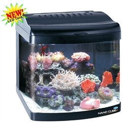 Jbj 24 Gallon Nano Cube Deluxe Style Aquarium W/ Led Lighting [Misc.]