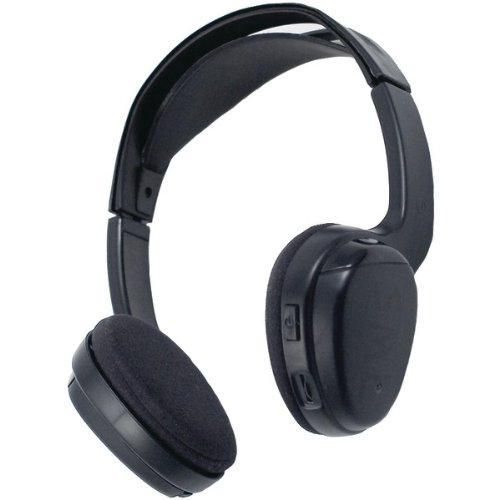 Brand New Power Acoustik Wireless Ir Headphones