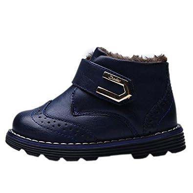 ... 防水レザー靴 こども革靴