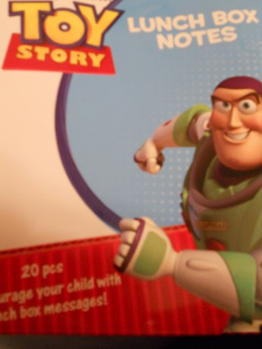 Toy Story Lunch Box Notes - 1