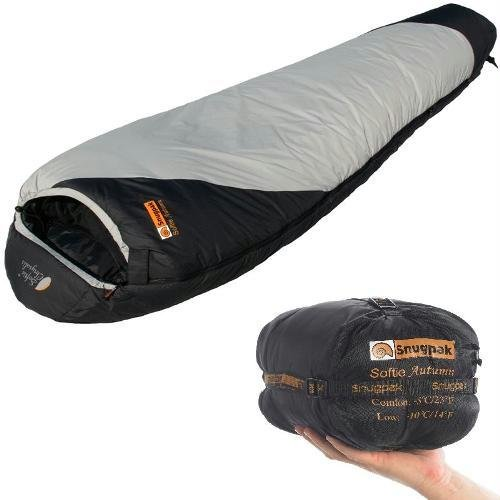 SnugPak Softie Chrysalis Autumn RH Zip, Outdoor Stuffs