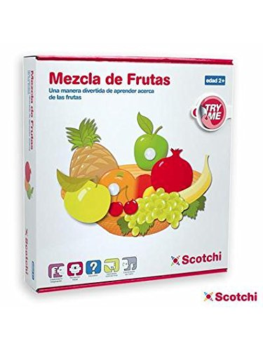 Scotchi: Mixed Fruits