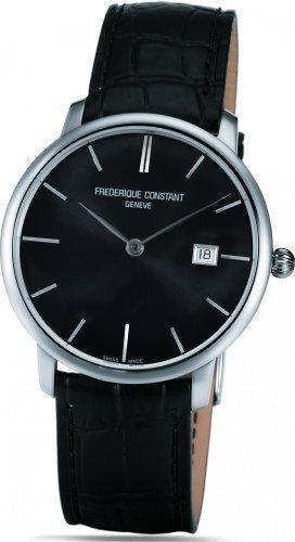 Frederique Constant Geneve Slimline FC306V4S6 Reloj elegante para hombres Muy llano