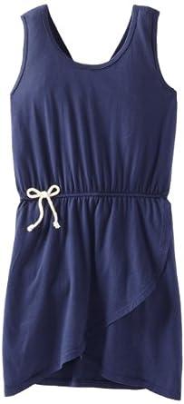 (1.3折)美国造 LAmade Hilary Dress 女生 neon pink色 连衣裙$6.89,
