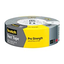 Scotch Pro Strength Duct Tape, 1.88-Inch by 60-Yard