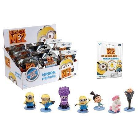Despicable Me 2 Minion Made Surprise Pack - 1 von 20 Minion Actionfiguren ohne Vorauswahl - Ich einfach unverbesserlich Sammelfigur