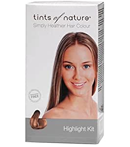 H001 Highlights Kit 1 Kit (For Dark Brown to Blond Hair)