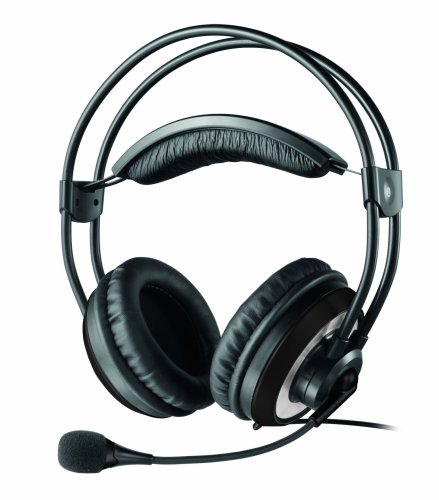 Trust 5.1 Surround Headset (USB, 2,5 m Kabel) anthrazit
