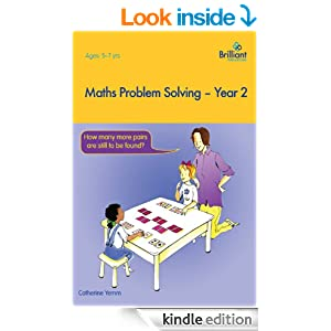 Maths Problem Solving Year 2 Ebook Catherine Yemm Amazon border=