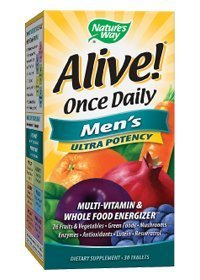 Nature'S Way Alive! Men'S Daily Ultra Potency