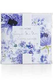 3 Forget Me Not Sachets [T27-7598-S]
