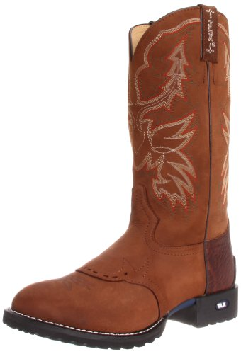 Tony Lama Boots Men's XT3000 Boot,Tan Cheyenne,8.5 D US