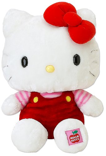Hello Kitty - Standard Soft Toy (3L)