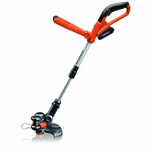 WORX GT WG151.5 18-Volt Lithium Ion Cordless Electric String Trimmer/Edger With Quick Charger