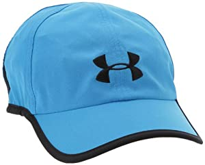 Under Armour Shadow - Gorra de hombre, color azul eléctrico y negro azul Electric Blue/Black/Black Talla:talla única