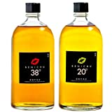 エコファームみかた BENICHU ベニチュー 梅酒 飲み比べセット 720ml×2 福井 若狭