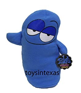 Amazon.com: Bloo from Foster's Home For Imaginary Friends: Toys