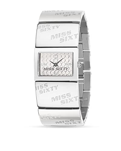 Miss Sixty Reloj Heartbeat Plata