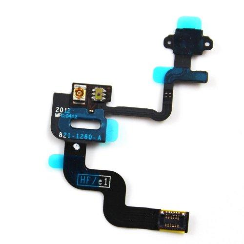 New Proximity Light Power Button Sensor Flex Ribbon Cable For Iphone 4 4G Cdma