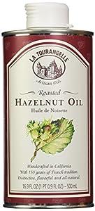 La Tourangelle Roasted Hazelnut Oil, 16.9 Ounce Unit