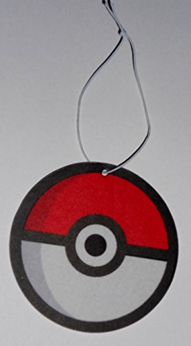 poke-ball-style-car-air-freshener-citrus-fragrance