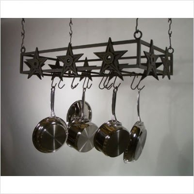 Shining Stars Iron Hanging Potrack Set