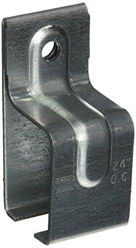 stanley box rail hanger instructions